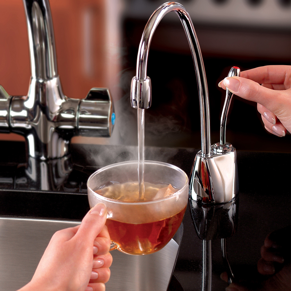 Instant Near-Boiling Water Taps for Kitchens | InSinkErator UK