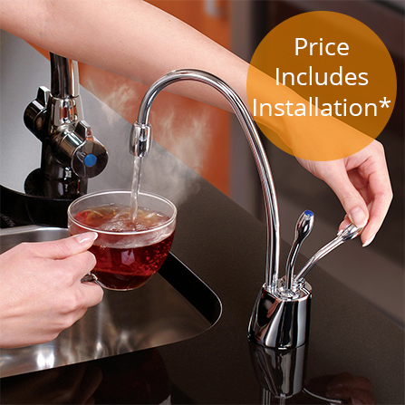 HC1100 - Hot and Cold Water Tap